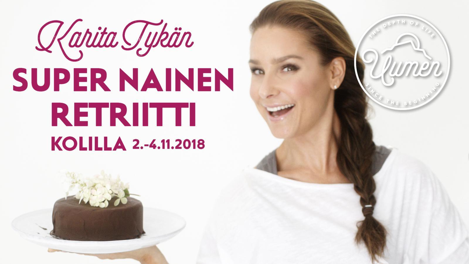 joulu kolilla 2018 Karita Tykän Supernainen  retriitti Kolilla 2. 4.11.2018 | Koli  joulu kolilla 2018