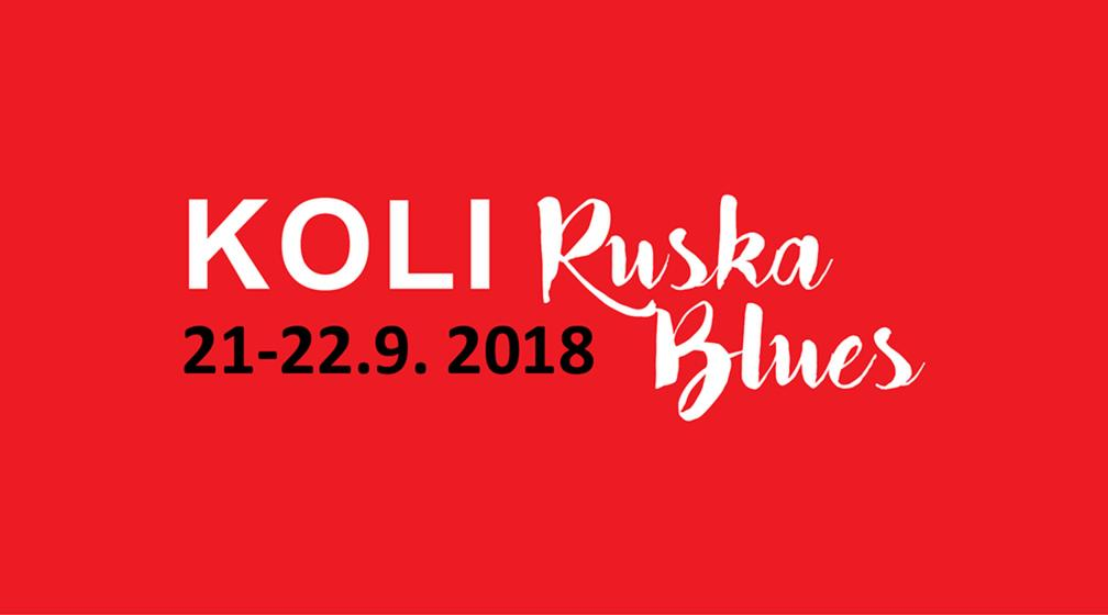 Koli Ruska Blues 21.-22.9.2018